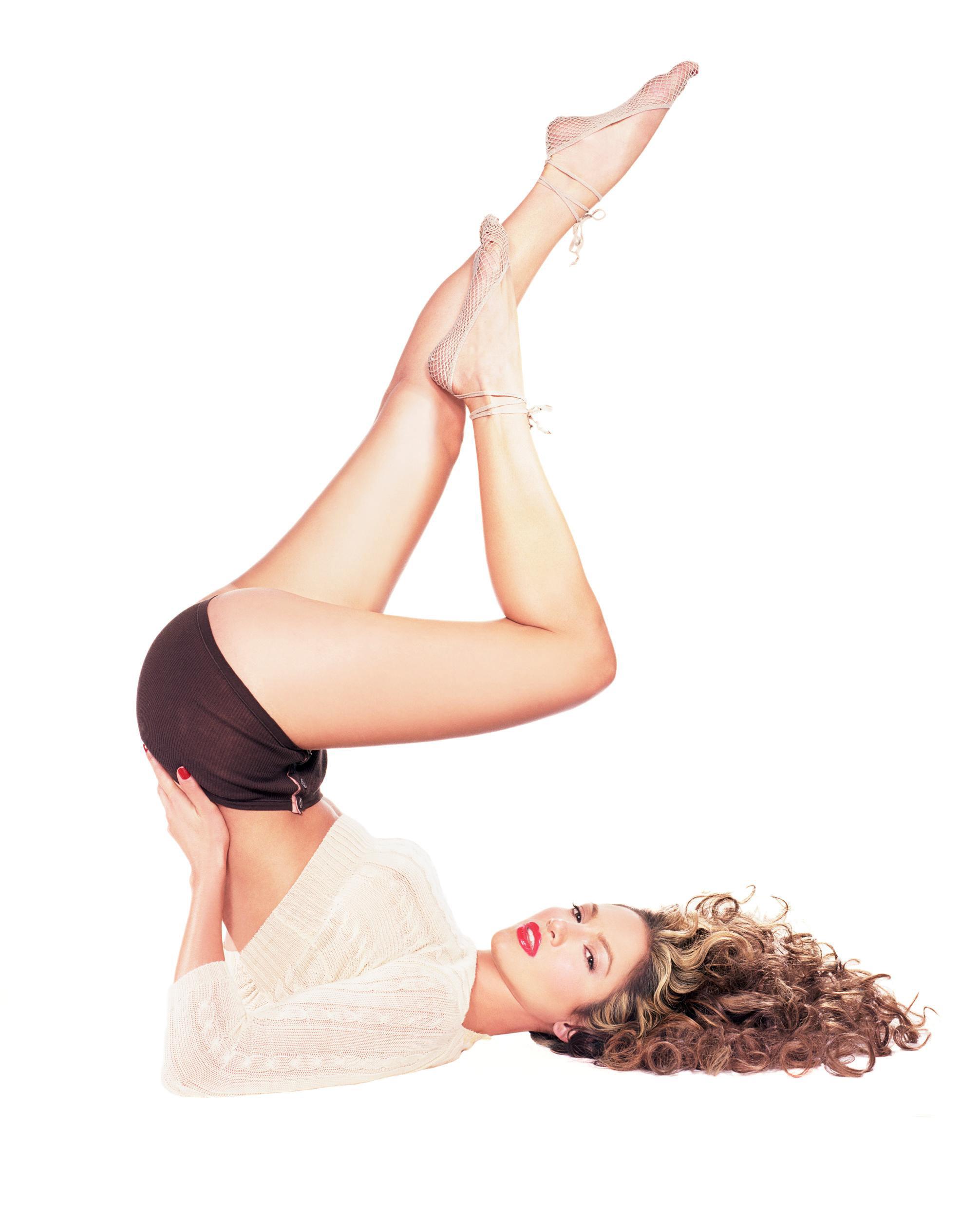 Фото гимнасток нога вверх 1 фотография