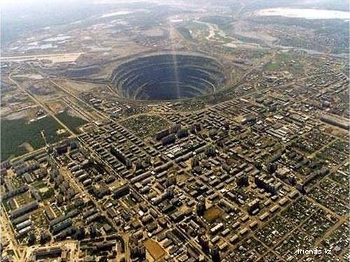 7 самых больших дыр в Земле