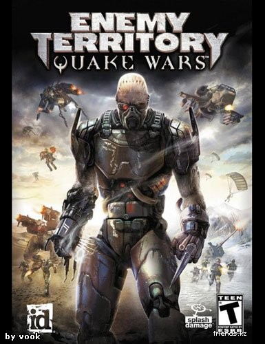 Enemy Territory: Quake Wars (1C/RUS)