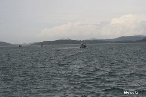 Поездка в Тайланд на Пхукет, день второй