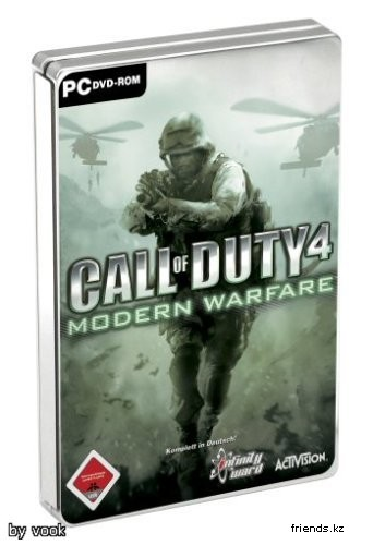 Call Of Duty 4 - Modern Warfire