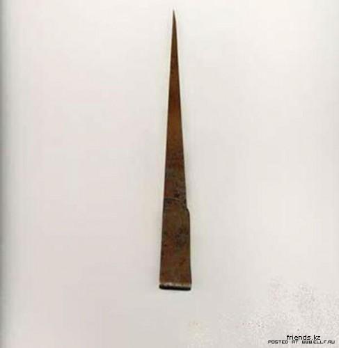 Оружия оттуда... где лишают свободы (11 фото)