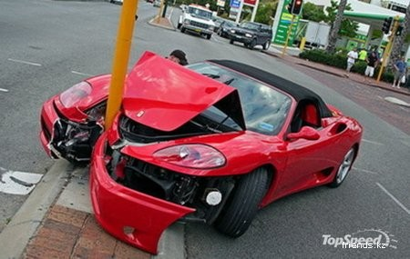 Best of: Expensive cars crash compilation - with videos