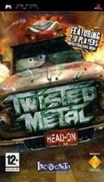 Twisted Metal: Head On PSP