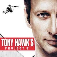 Tony Hawk's Pro Skater. Project 8 (PSP)