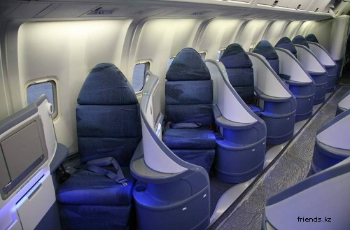 фото салоны самолетов
