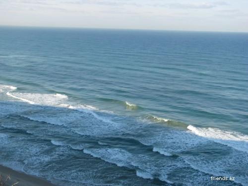 Нетания. Море и набережная.