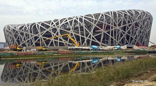 Спортивные объекты Летних Олимпийских игр 2008