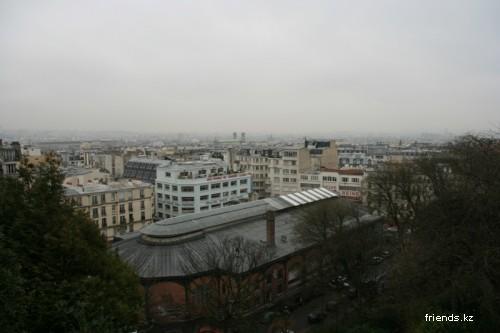 Париж, часть 1