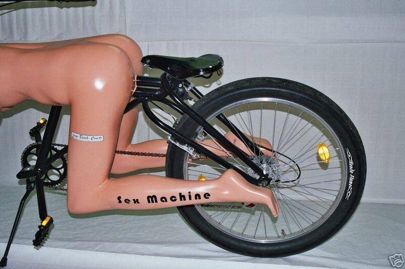 Секс машины велосипеды