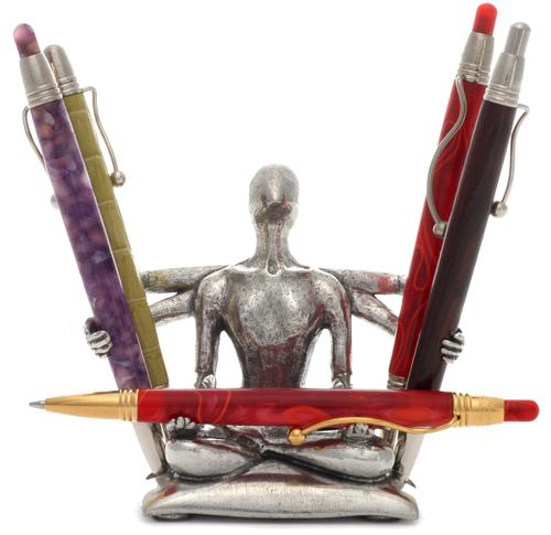 Настольные подставки для ручек и карандашей