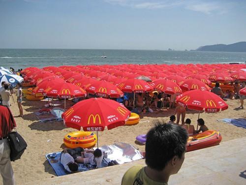 Корейские пляжы - это нечто ...