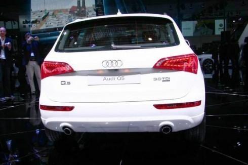 Beijing Auto Show 2008: Audi Q5