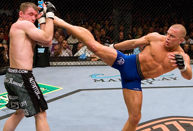 the stories and fighting styles of dominant fighters in the ultimate fighting championship