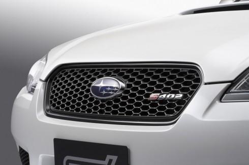 Subaru Legacy STI «S402» Limited Edition