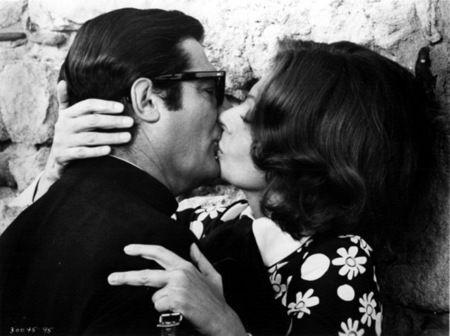Поцелуи в истории кино
