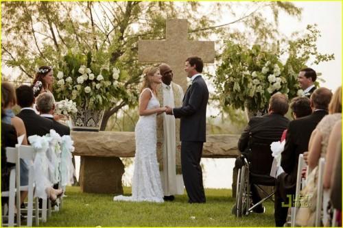 Chateau busche wedding