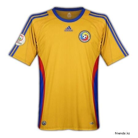 Футболки сборных EURO2008