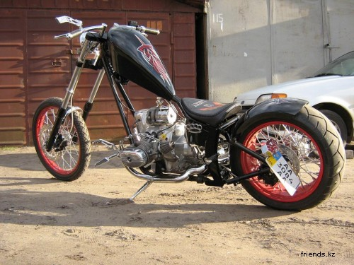Урал-COOLDRUG Chopper