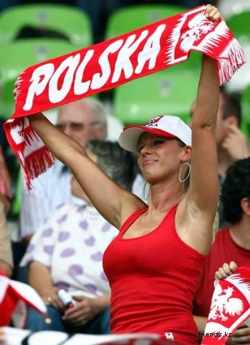 Болельщицы ЕВРО2008