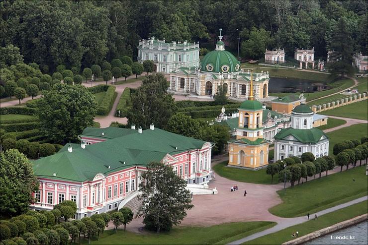 История спальных районов Москвы