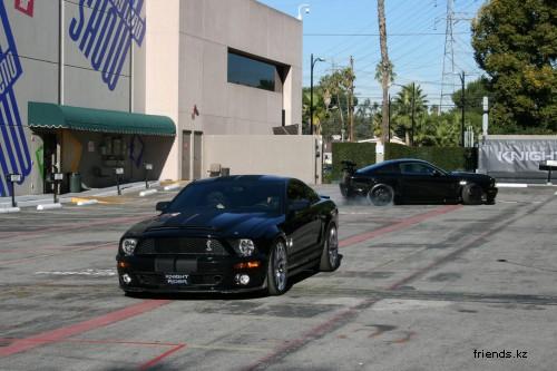 Mustang GT500 KR