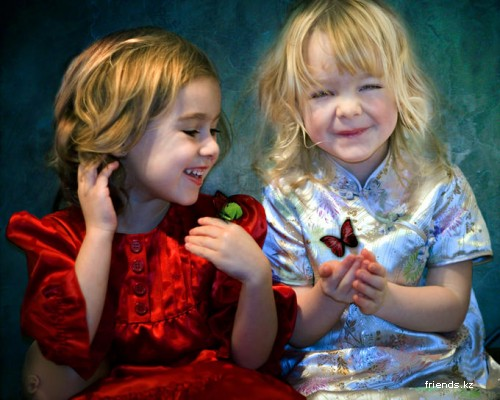 Детские фотографии от Jacqueline Roberts