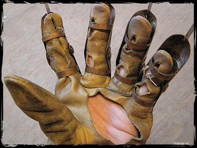 В домашних условиях сделать перчатку фредди