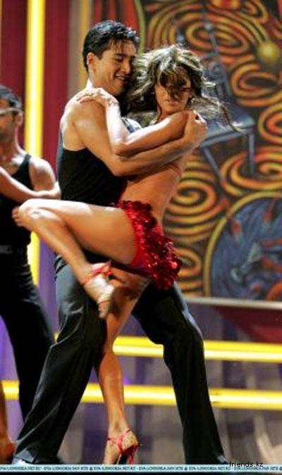 Секс в танце на фото