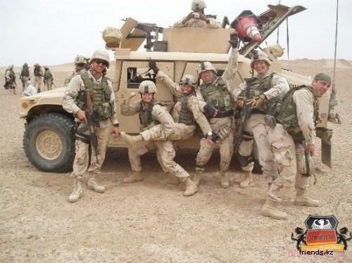 Ох уж, эти военные