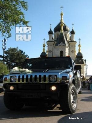 Заворотнюк и Чернышев тайно обвенчались в Крыму