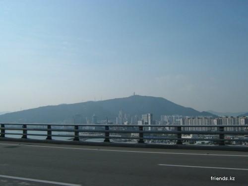 Моя поездка в Южную Корею