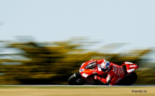 The 2008 Australian motorcycle Grand Prix