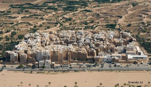 Шторм в Йемене