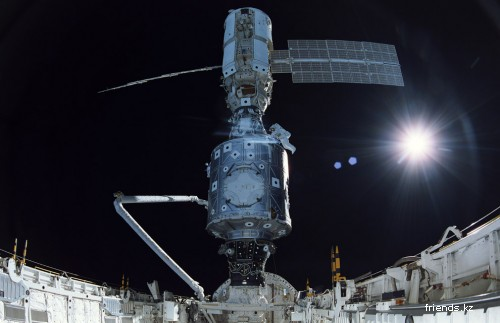 10 годовщина международной космической станции