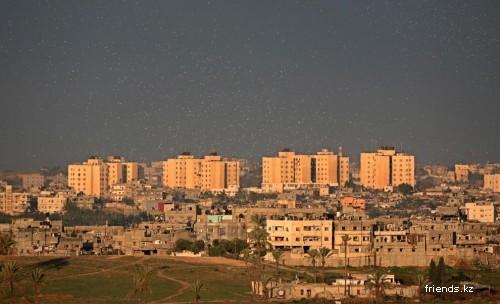 Израиль и Сектор Газа 2