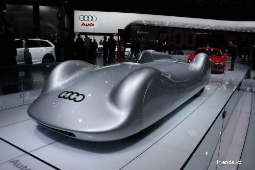 Суперкары Geneva Motor Show 2009