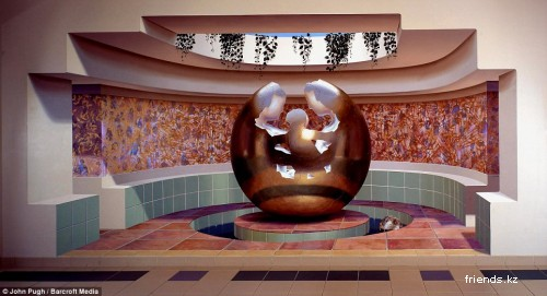 John Pugh и его удивительные 3D рисунки