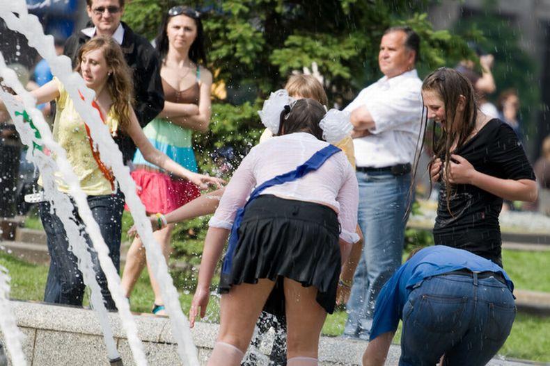 Выпускники 2009 в Украине.