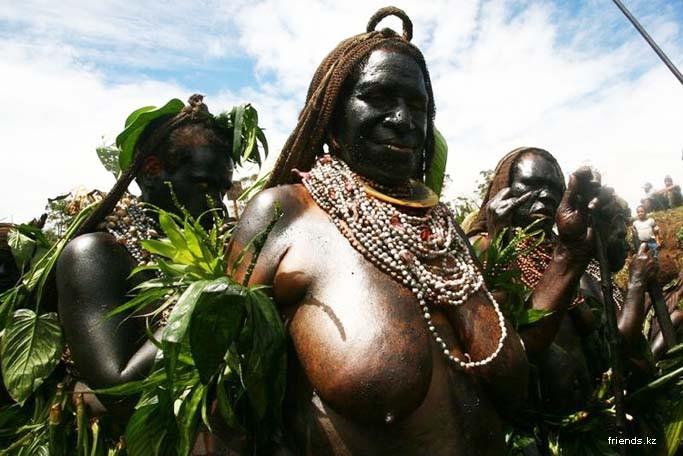 порно африканских джунглей