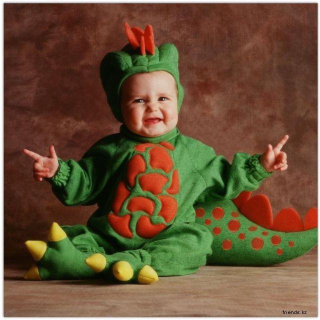 Детский костюм на день рождения своими руками