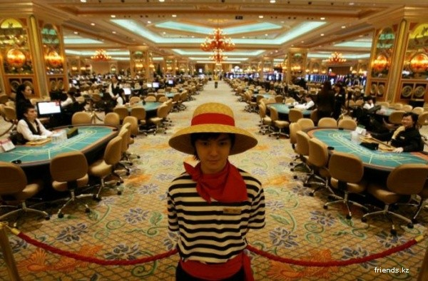 В днепропетровске казино