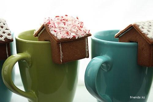 Домики к чаю