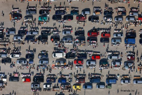 Отличные фотографии сделаные с воздуза от Klaus Leidorf