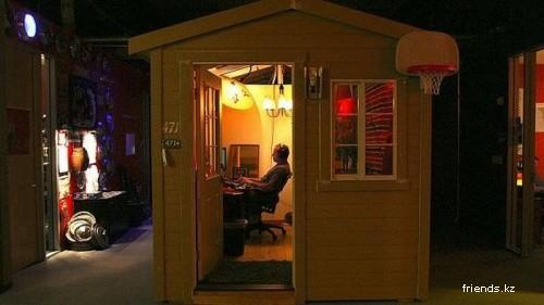 Внутри студии Pixar