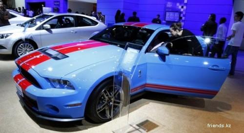 Международный автосалон в Дубае (Dubai Motor Show)