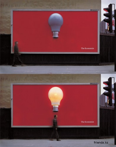 Креативные Биллборды