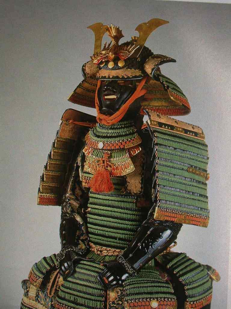 Как сделать самому самурайские доспехи - Rwxchip.ru