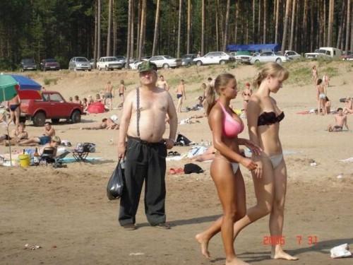 Фотоотчет с нудистского пляжа незнаю