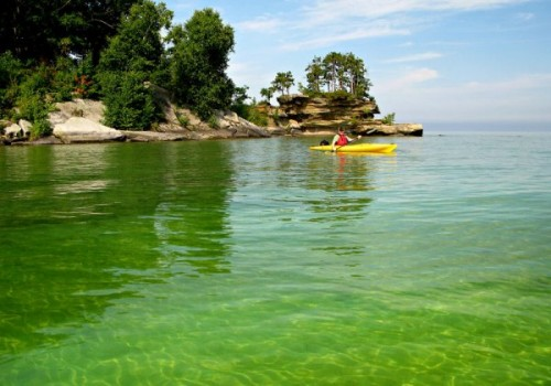 Озеро Huron